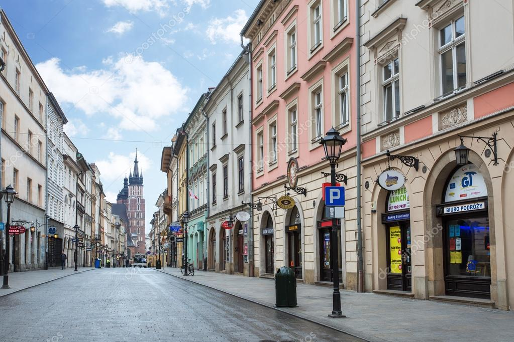 Old Town Walk. Discover Kraków from the inside and learn about the most important places